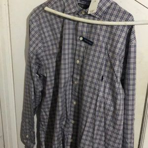 Ralph lauren polo button up